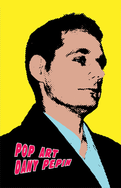 Pop art dany pepin graphic designer pop art magma solutioingenieria Image collections